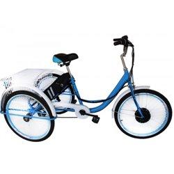 Электровелосипед трехколесный Вольта Хобби 1250